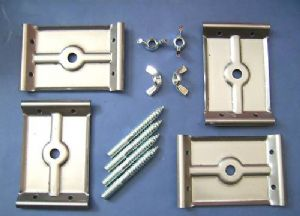 Furniture Leg bracket kits